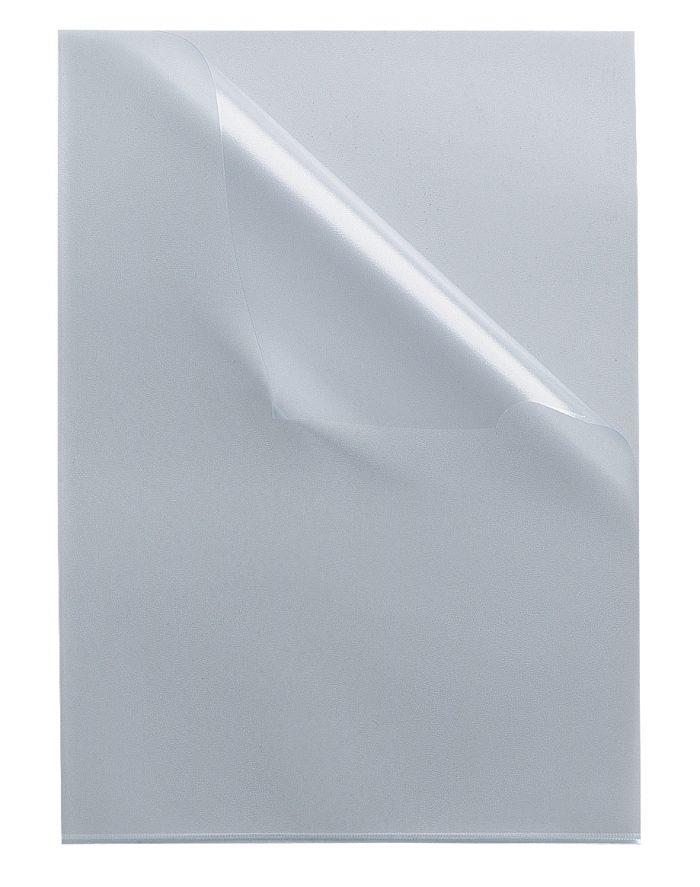 Pochettes de documents transparent, format A4