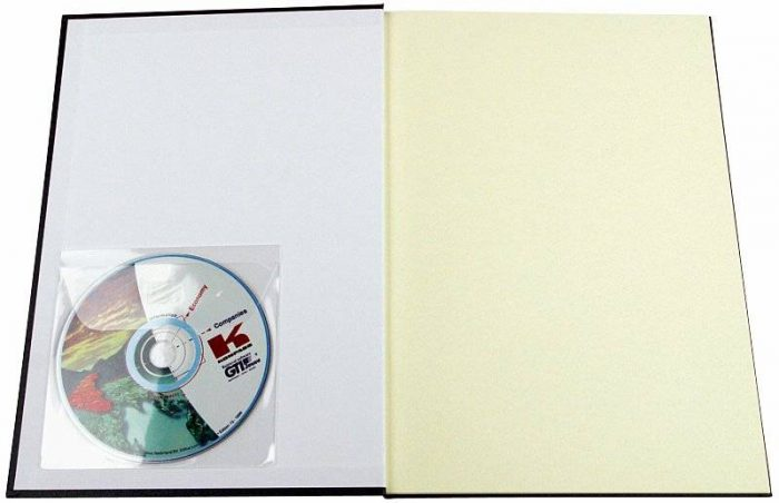 Housses de CD 135×135 mm